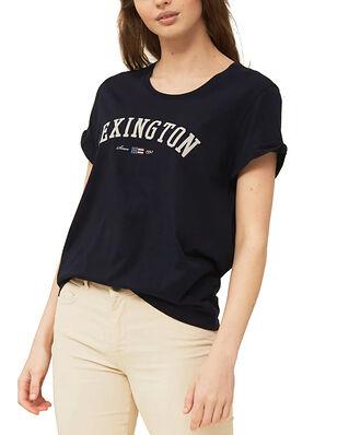 Lexington Vanessa Tee Dark Blue