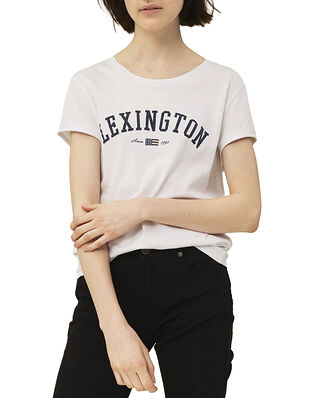 Lexington Vanessa Tee White