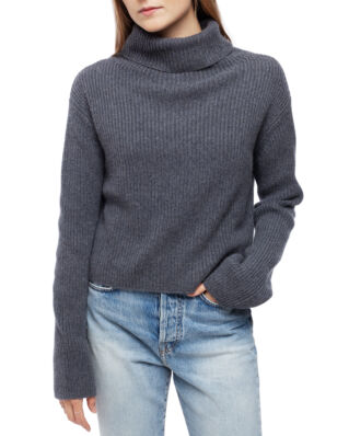 Lisa Yang Ella Sweater Graphite