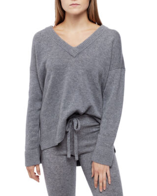 Lisa Yang Nicole Sweater Grey