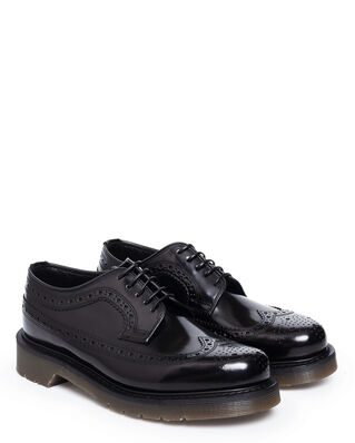 Loake 1880 624BT Black Polish Leather