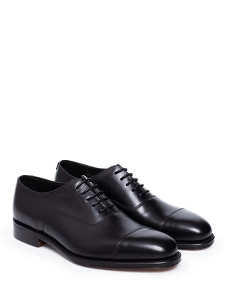 Loake 1880 Aldwych Black Calf Leather