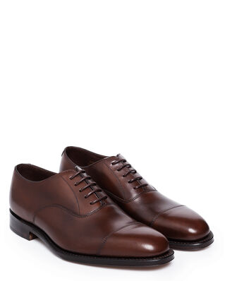 Loake 1880 Aldwych Dark Brown Calf Leather