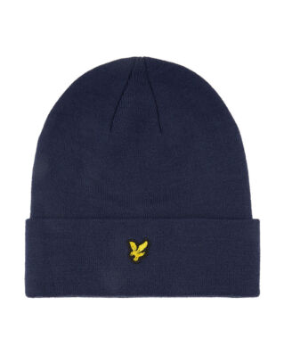 Lyle & Scott Beanie Dark Navy