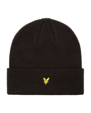 Lyle & Scott Beanie True Black