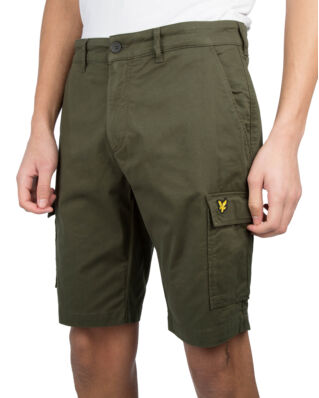 Lyle & Scott Cargo Short Dark Sage