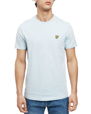 Lyle & Scott Crew Neck T-Shirt Blue Shore