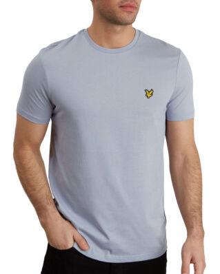 Lyle & Scott Crew Neck T-Shirt Cloud Blue