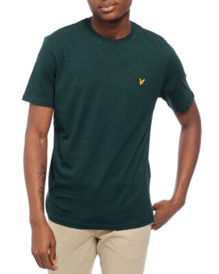 Lyle & Scott Crew Neck T-Shirt Jade Green