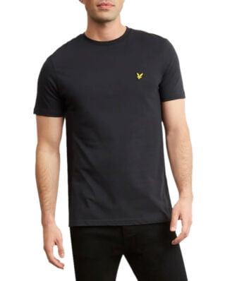Lyle & Scott Crew Neck T-Shirt True Black