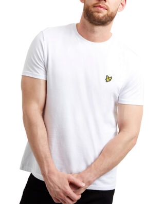 Lyle & Scott Crew Neck T-Shirt White