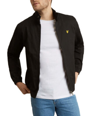 Lyle & Scott Harrington jacket True Black