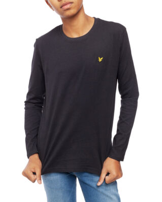 Lyle & Scott Junior Classic L/S T-Shirt  True Black