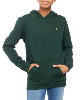 Lyle & Scott Junior Classic OTH Hoody Fleece Pine Grove