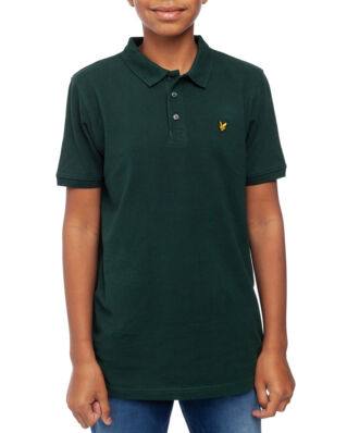 Lyle & Scott Junior Classic Polo Shirt Pine Grove