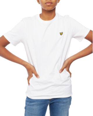 Lyle & Scott Junior Classic T-Shirt  Bright White