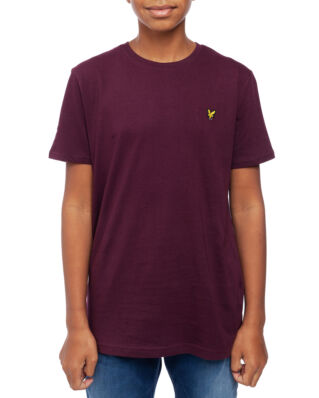 Lyle & Scott Junior Classic T-shirt Winetasting