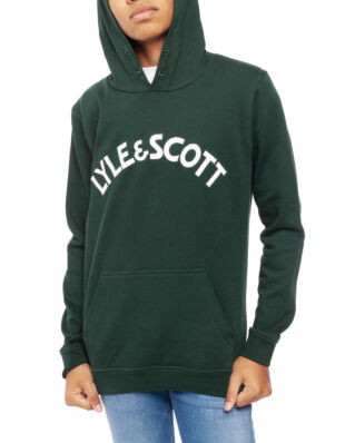 Lyle & Scott Junior L&S Logo OTH Hoody Pine Grove