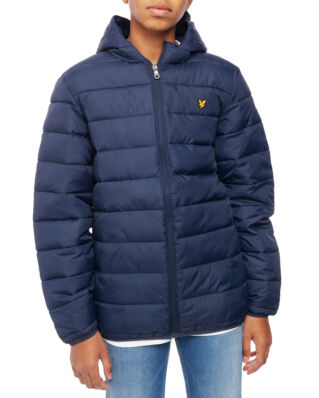 Lyle & Scott Junior Puffa Jacket Navy Blazer