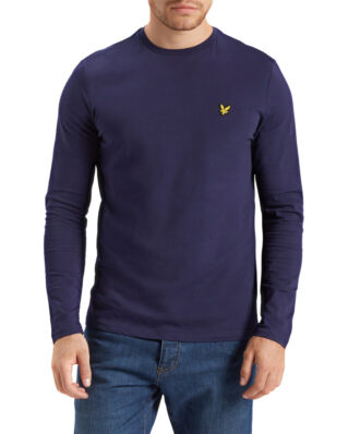 Lyle & Scott LS Crew Neck T-shirt Navy