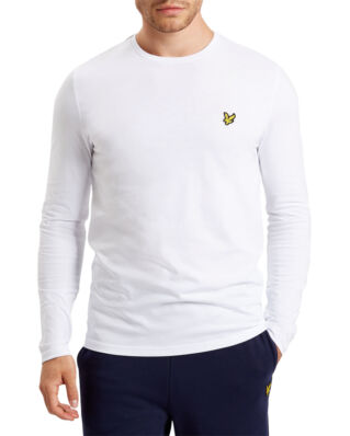 Lyle & Scott LS Crew Neck T-shirt White