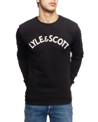 Lyle & Scott L&S Logo Sweatshirt True Black