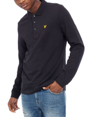 Lyle & Scott LS Polo Shirt True Black