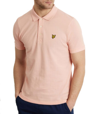 Lyle & Scott Polo Shirt Coral Way