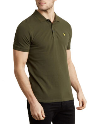 Lyle & Scott Polo Shirt Dark Sage