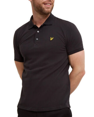 Lyle & Scott Polo Shirt True Black