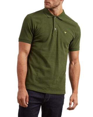 Lyle & Scott Polo Shirt Woodland Green