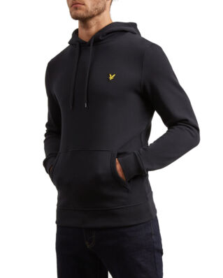 Lyle & Scott Pullover Hoodie True Black