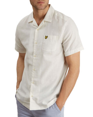 Lyle & Scott Resort Shirt Snow White