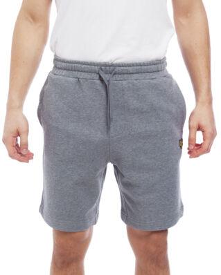 Lyle & Scott Sweat Short Mid Grey Marl