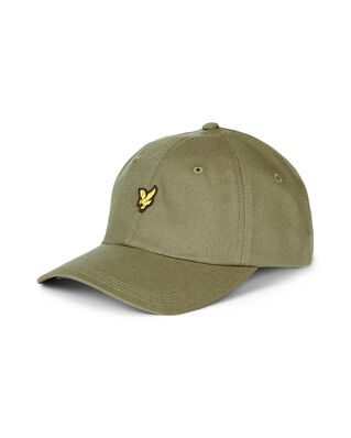 Lyle & Scott Baseball Cap Lichen Green