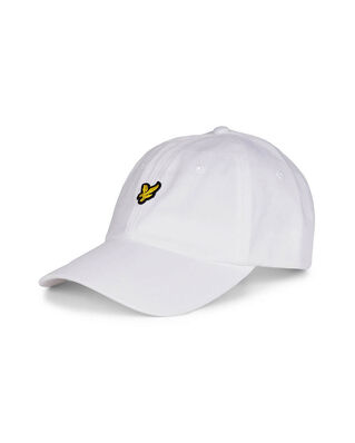 Lyle & Scott Baseball Cap White