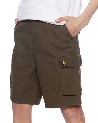 Lyle & Scott Junior Cargo Short Ivy Green