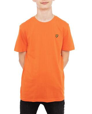 Lyle & Scott Classic T-shirt Orangeade