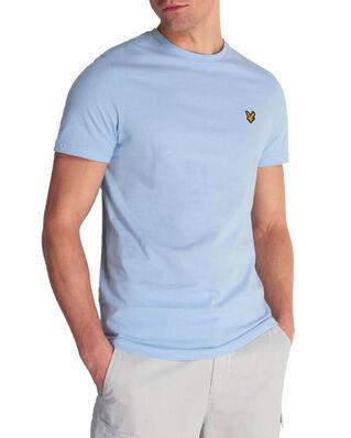 Lyle & Scott Crew Neck T-Shirt Pool Blue