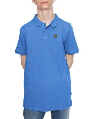 Lyle & Scott Classic Polo Shirt Chambray Blue