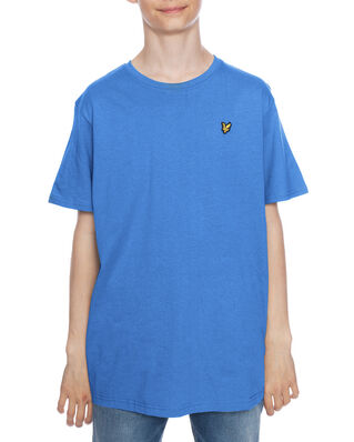 Lyle & Scott Junior Classic T-Shirt Chambray Blue