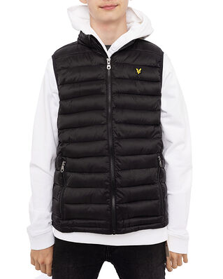 Lyle & Scott Lightweight Vest Black
