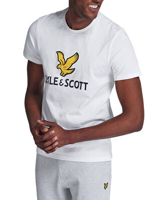 Lyle & Scott Logo T-shirt White