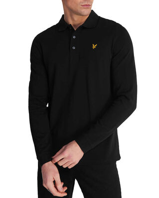 Lyle & Scott LS Polo Shirt Jet Black
