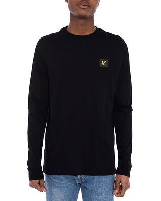 Lyle & Scott Casual L/S T-shirt Jet Black