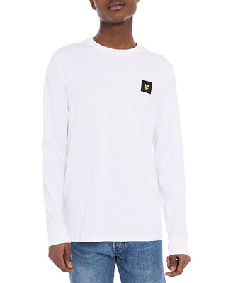 Lyle & Scott Casual L/S T-shirt  White