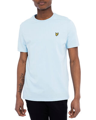 Lyle & Scott Plain T-shirt Deck Blue