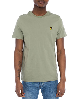 Lyle & Scott Plain T-shirt Moss