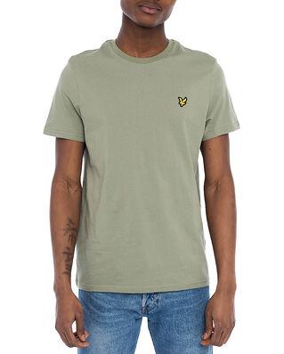 Lyle & Scott Plain T-shirt Moss