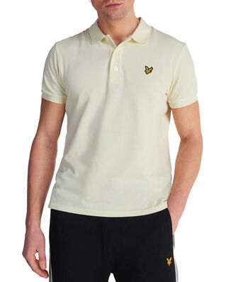 Lyle & Scott Polo Shirt Buttercream